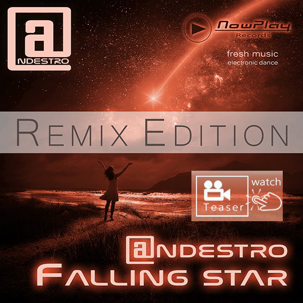 Trance - Andestro-Falling Star- RemixEdition