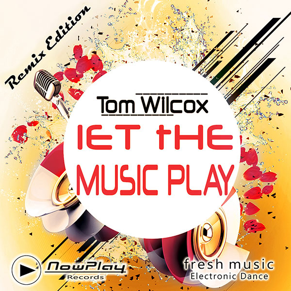 House - Electro House :: Tom Wilcox - Let the music play - 80s hit by Shannon